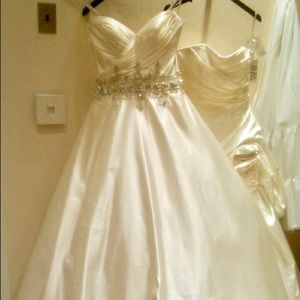 Wedding gown by Stephen Yeariick